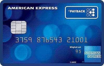 Germany credit card Amex